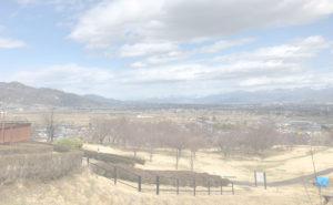 茶臼山(茶臼山恐竜公園)