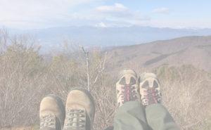鏡台山(北峰・南峰)~榛名天狗山~天狗山西峰